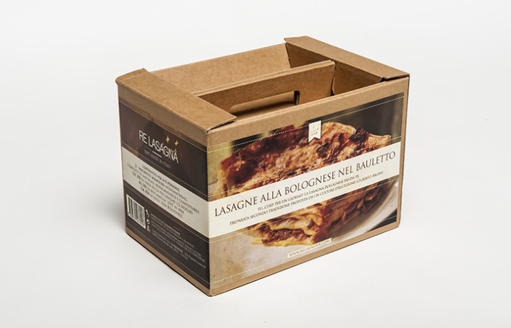 Re Lasagna® - Lasagna in the box