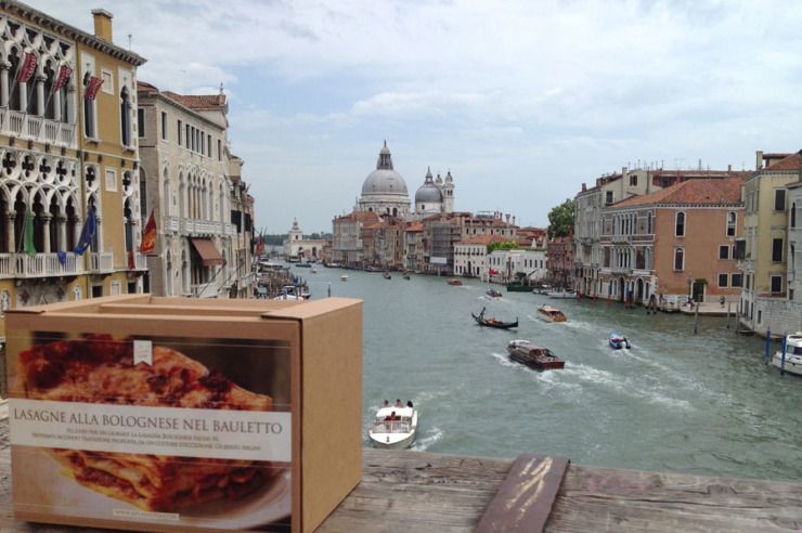 Lasagne alla Bolognese a Venezia by RE LASAGNA®