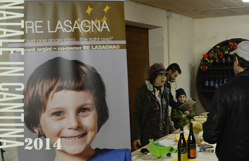 Natale in Cantina 2014