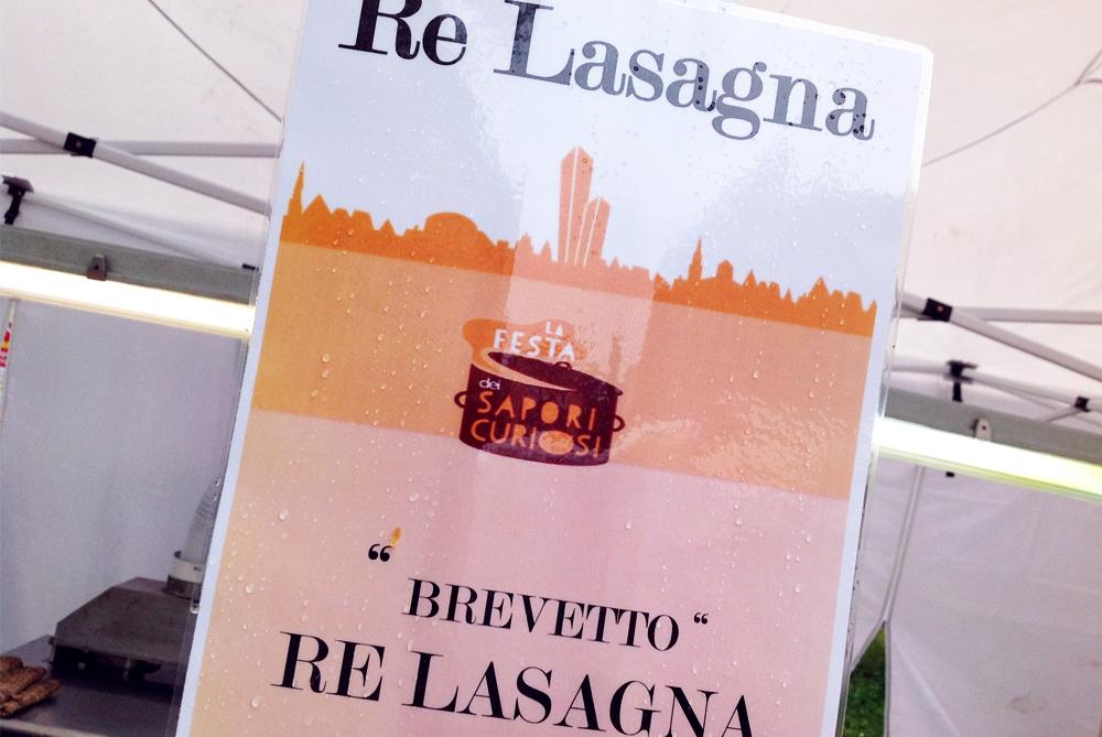 Re Lasagna ai Sapori Curiosi 2016