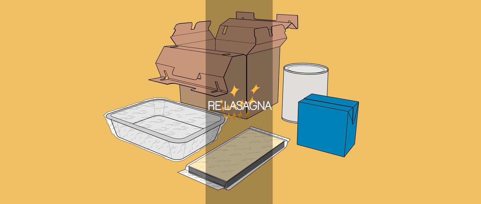 Re Lasagna Idea