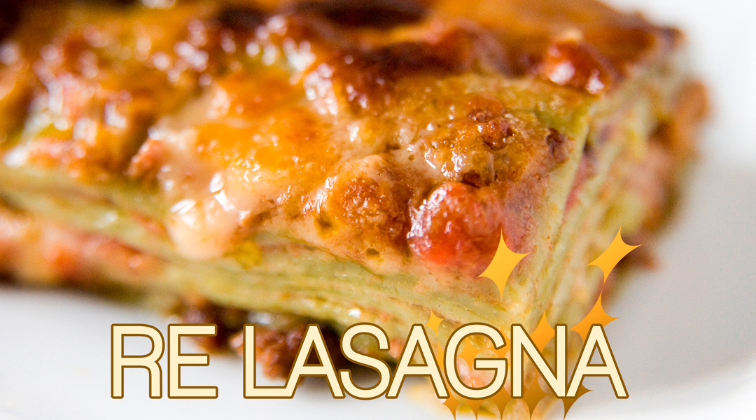 Le lasagne più buone del mondo!