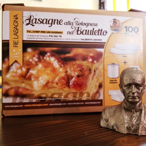 Re Lasagna e Guglielmo Marconi
