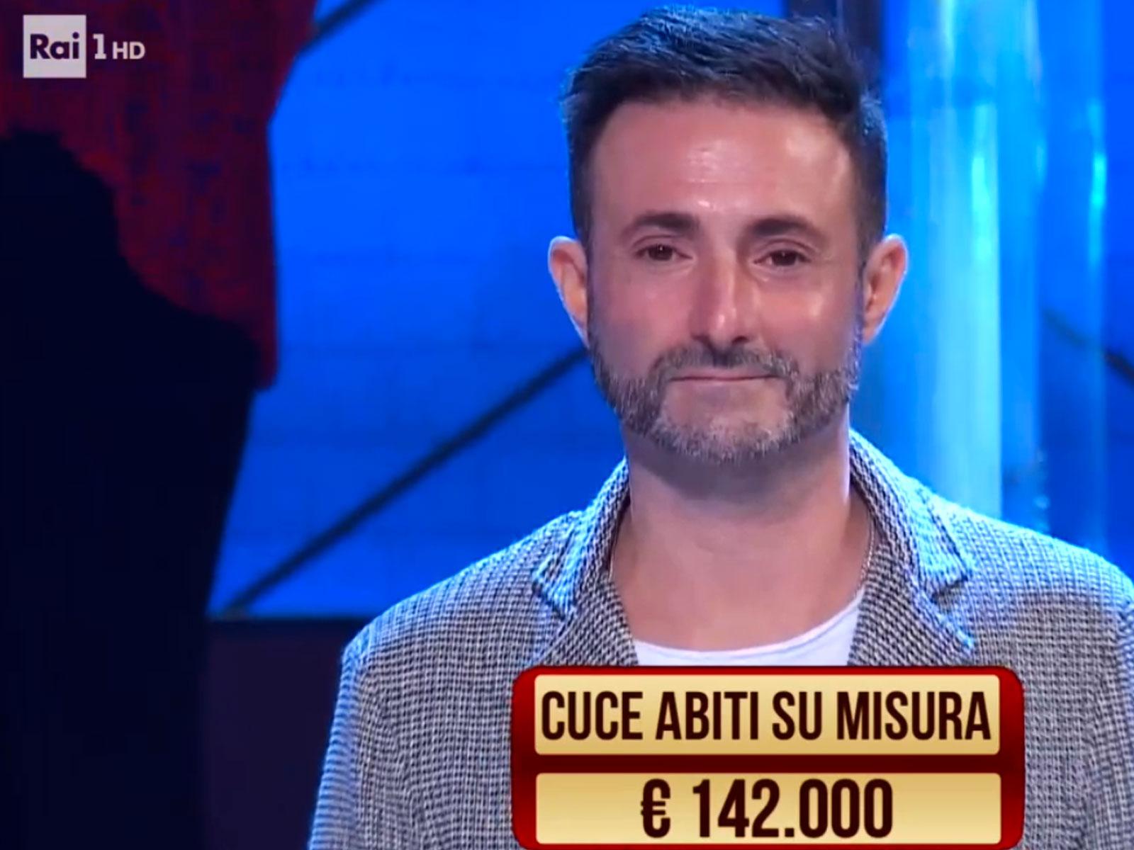 I Soliti Ignoti con Amadeus RAI UNO
