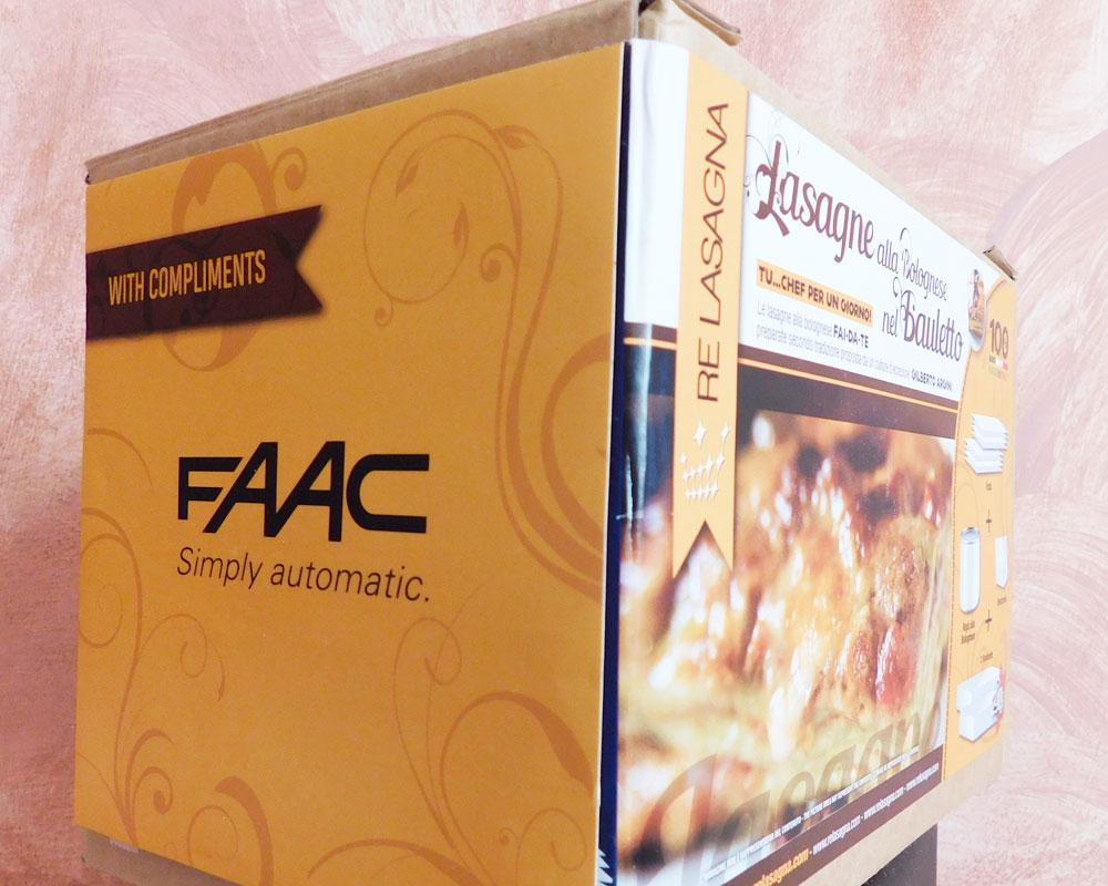 FAAC Simply Automatic